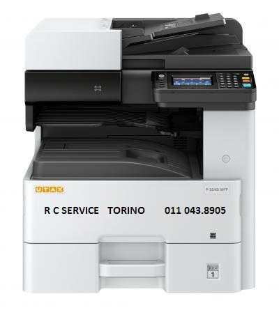 Stampante multifunzione fotocopiatrice in comodato d'uso